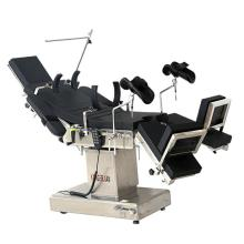 Electric hydraulic neurosurgery operating table