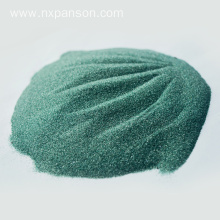 hot sale Green color  silicon carbide