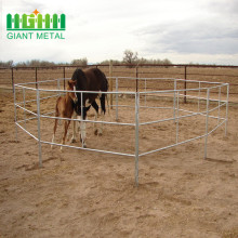 High quality livestock panels used horse fence panels