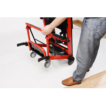 Trending Products for China Stair Stretcher Motorized Wheelchair,Stair Electric Wheel Chair,Stairway Chair Lifts, Manufacturer and Supplier stair chair for emergency use export to Tajikistan Exporter