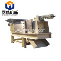 widely used Screw extrusion solid-liquid separator