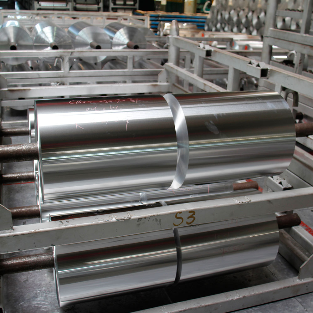8011 1mm thikness aluminum foil manufacturer in from China