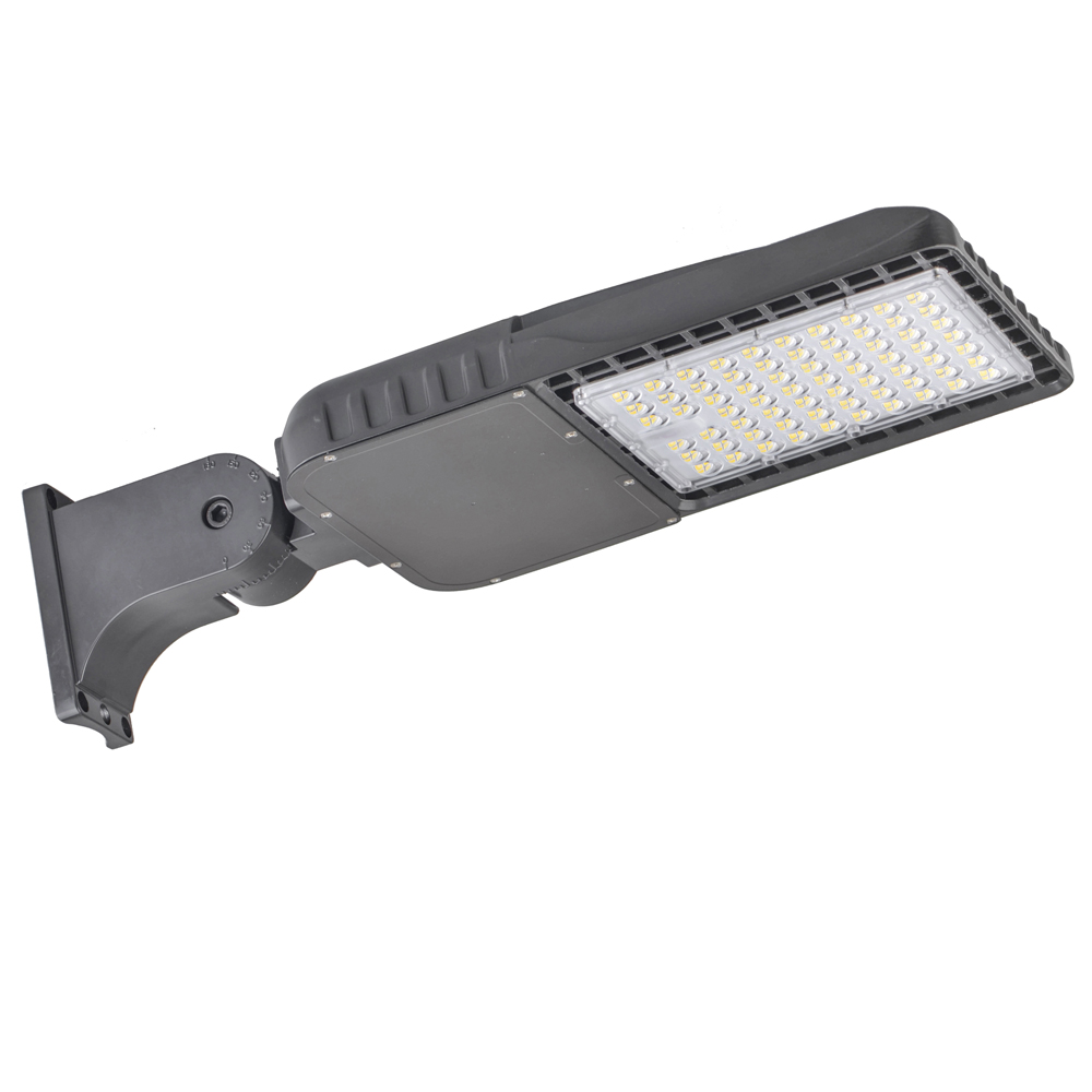 led street shoebox light energy savings