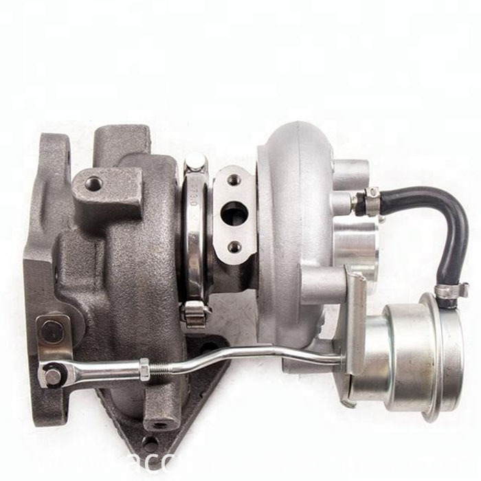 Turbine Turbocharger For Car Supercharger Front