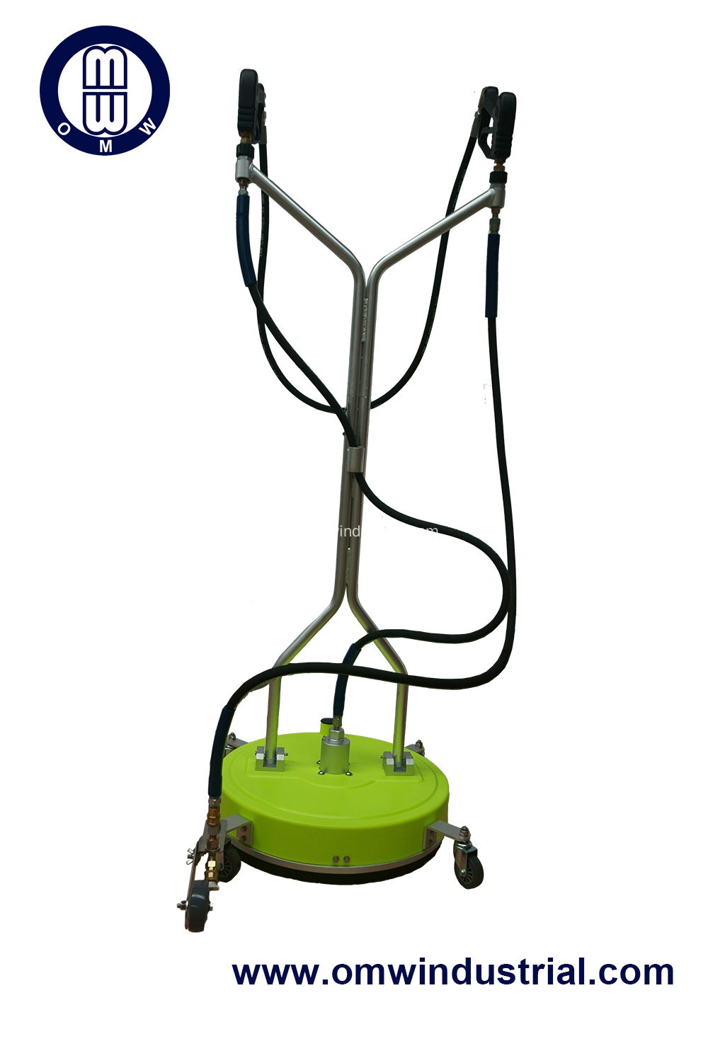 "20""Surface Cleaner with Edge Function"