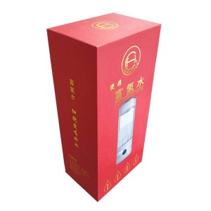 high-end electronic water cups gift box