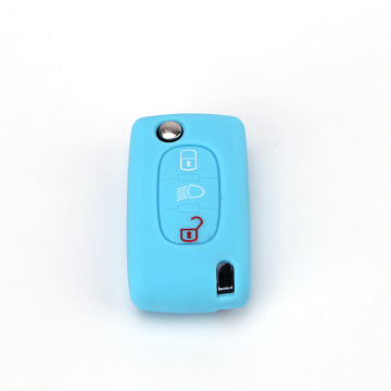 Citroen Car Accessories Silicone 3 Buttons