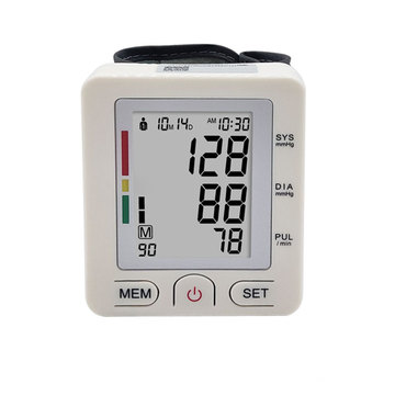 CE FDA Approved Blood Pressure Monitor Wrist