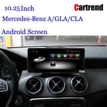 "Android 10.25 ""display til Mercede-Benz A Class"