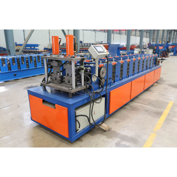 Double Line Ceiling Furring Channel Roll Forming Machine
