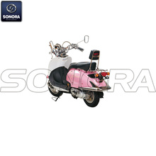 Benzhou YY50QT-21 Complete Scooter Spare Parts Original Quality