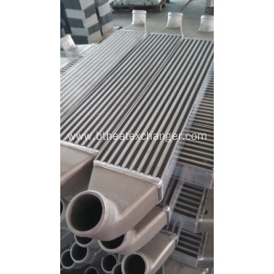 High Quality Intercooler with Casting Tank