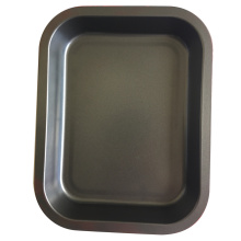China for Cookie Pan Red Rectangle Nonstick Bakeware Cookie Pan supply to Russian Federation Wholesale