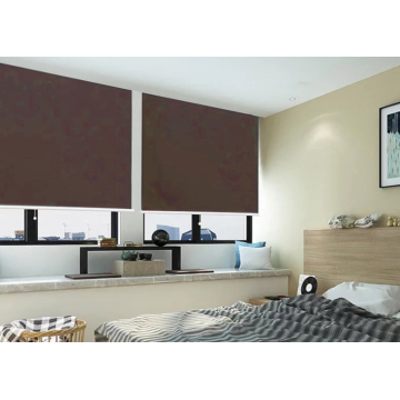 Roller Blind Shades Plain Dyed Curtain