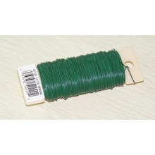 Customized for Stem Wire Paddle Wire Bright Green Golden Red Florist Wire export to Bangladesh Supplier