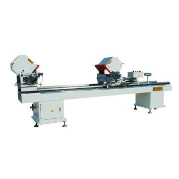 Double-head Cutting Saw for Aluminum & uPVC Profile