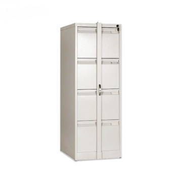 Secure 4 Drawer Vertical File Cabinet