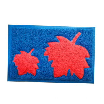 Colorful joint mat for outdoor foot cleaning