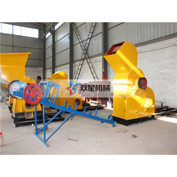 automatic aluminum can sheet crushers for recycling