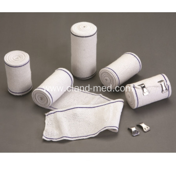 High Quality Blue Theread High Elastic Gauze  Bandage  Roll