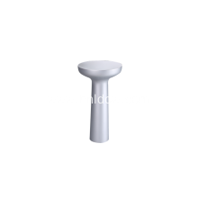 Solid Surface Pure Acrylic Column Wash Basin