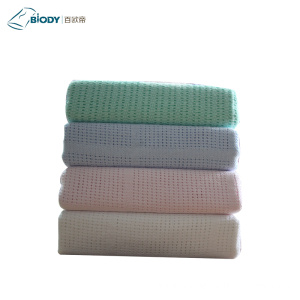 Professional factory selling for Fleece Baby Blanket Soft Wave Point Printed NewBorn Baby throw Blanket supply to Germany Manufacturer