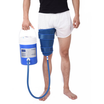 Cold and Compression Units Therapy Leg Wrap