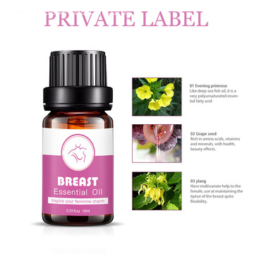Breast Plump Essential Oil Breast Enlargement Massage Oil