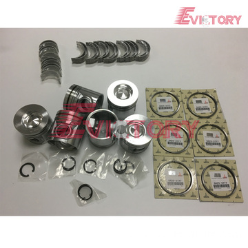 CATERPILLAR engine parts S6K piston ring set