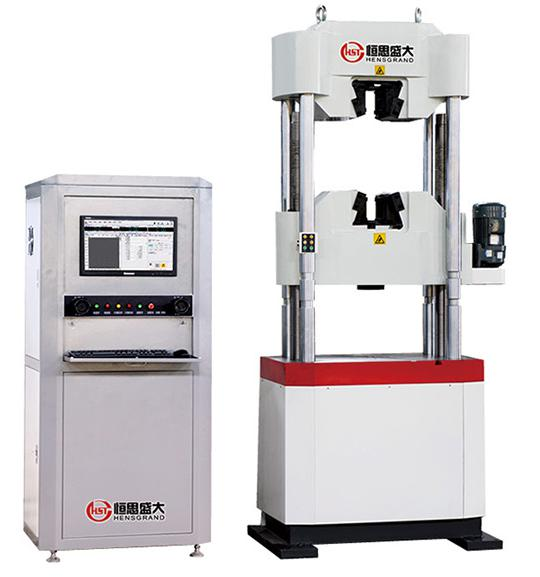 Universal Testing Machine For Tensile Strength
