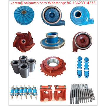 Sand suction hopper barge alloy pump parts