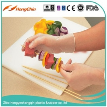 PU coated work vinyl gloves CE ISO certified