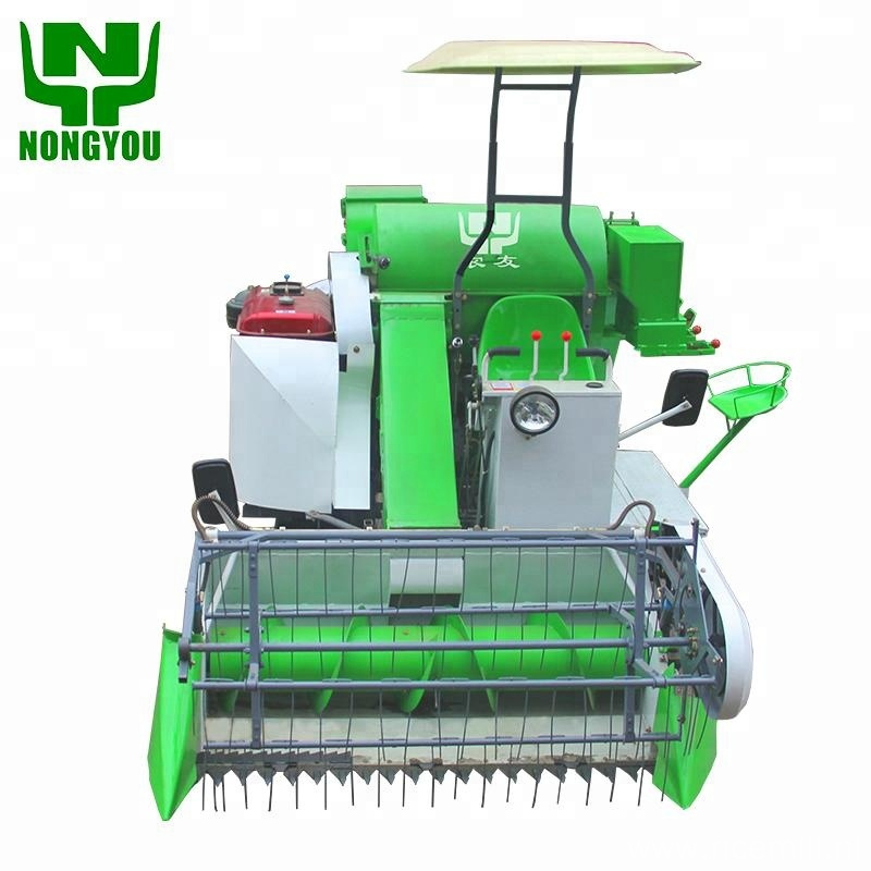 28HP Rice Combine Wheat Harvester For Sale