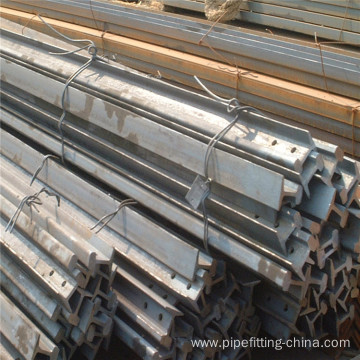 Train Track Steel Rail P24 55Q Q235