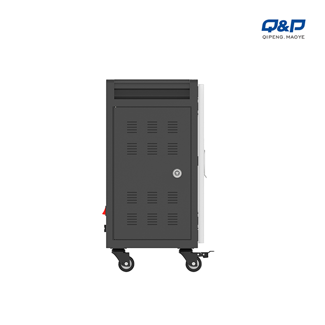 Mobile phone SYNC data charging carts