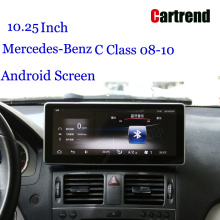 W204 Screen Music für Benz C Class 08-10
