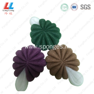 Loofah mesh net favor bath sponge ball