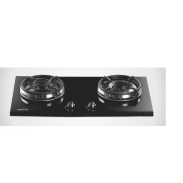 Fashion Design 2 Burner Built-in Gas Hob