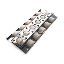 Ceramic Briquettes With Stainless Steel Heat Plate