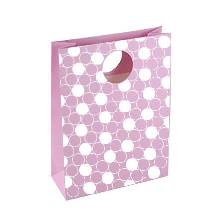 OEM Offset Paper Shopping Gift Bag With Logo