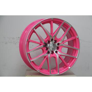 Performance White or Pink 17inch wheel rim