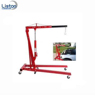 2 ton Hydraulic Folding Engine Shop Crane