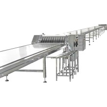 Packing Table biscuit production line
