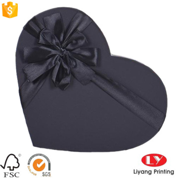 Heart Shaped chocolate Jewelry box for women