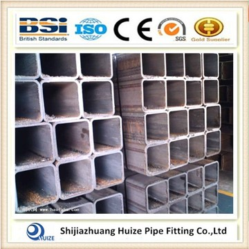 China Professional Supplier for Steel Square Tube, Square Metal Tube, Aluminum Square Tube Manufacturers and Suppliers in China Weld 2 X 5 ss square pipe supply to Gambia Suppliers
