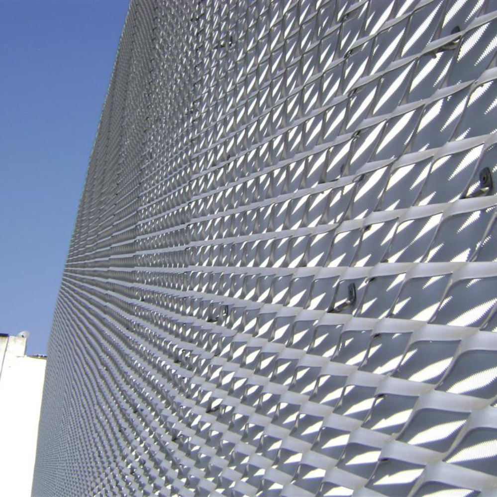 decorative net (aluminum net)