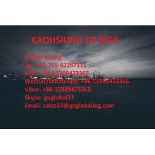 Best Quality for Ocean Freight To Mediterranean Taiwan Kaohsiung Sea Freight to Latvia Riga export to Russian Federation Manufacturer