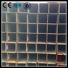 Leading for Cold Formed Hollow Steel Section Steel Square Tube Sizes 2 mm Wall Thickness export to Libya Manufacturers