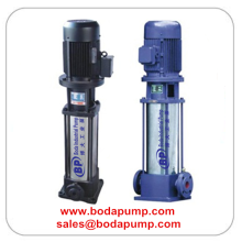 10 Years for Water Pressure Pump Water Usage Electric Power Vertical Multistage pump export to Saudi Arabia Factories