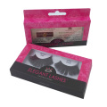 Folding Paper Custom Window Eyelash Packaging